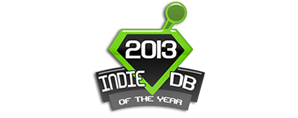 IndieDB: Game of the year 2013
